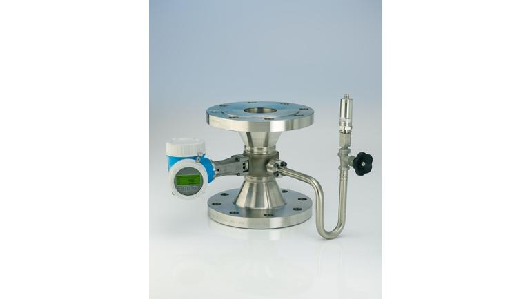 Image de présentation Proline Prowirl F/R/O 200Débitmètre Vortex multivariable avec mesure intégrée de la pression et de la température