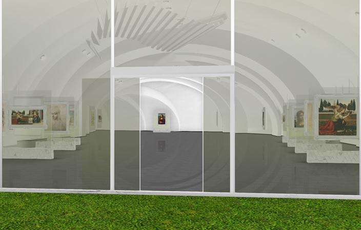 Image de présentation Le leader mondial des reproductions de peintures à l'huile lance 13 203 musées 3D virtuels